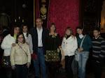Pleno Escolar en Ayuntamiento de Granada (24/11/2009)