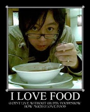 """I LOVE FOOD CONTEST""(MENANG- 1ST)"