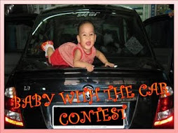 Baby With Car Contest(2nd winner)
