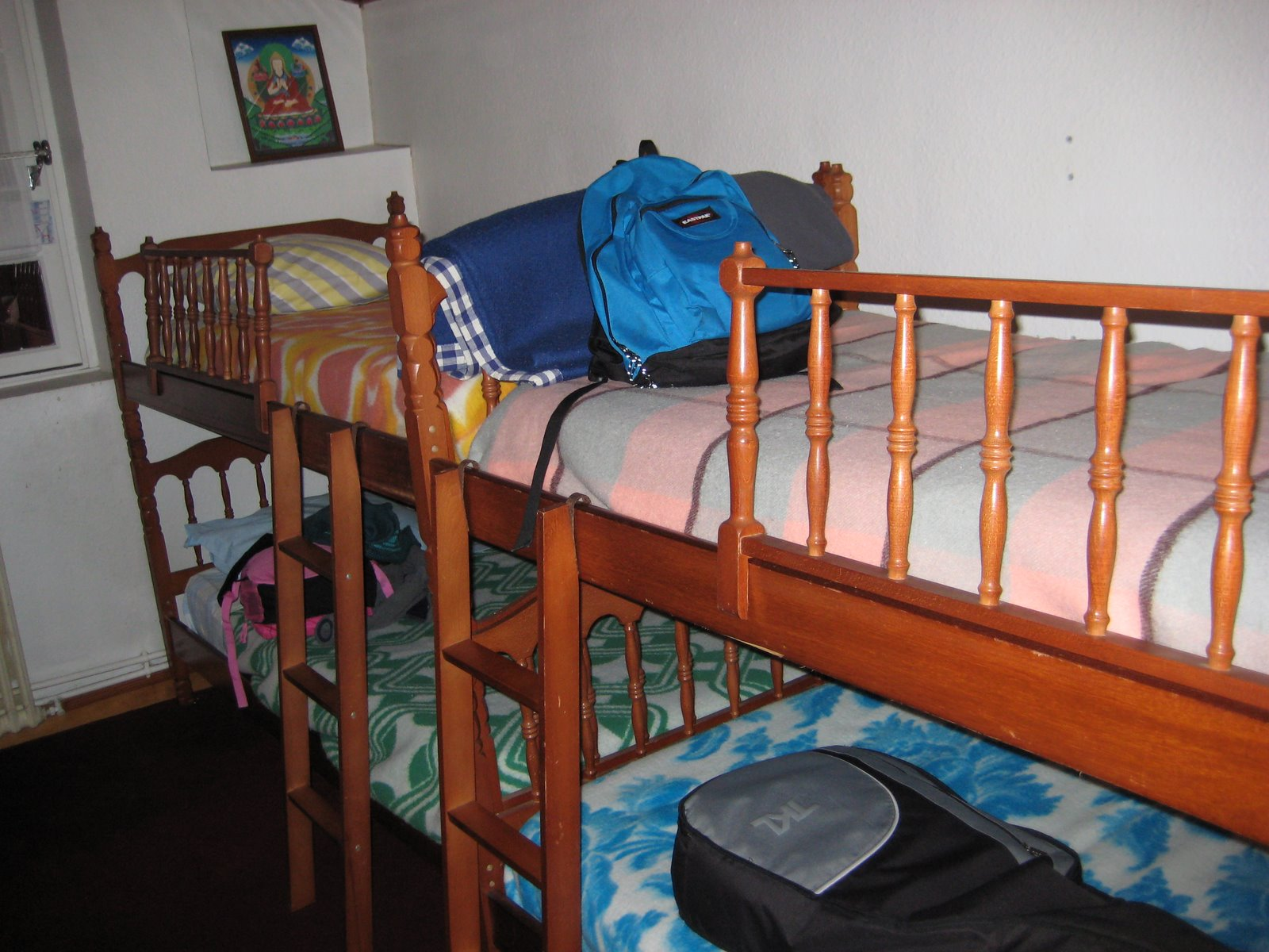 A Homeschool Story Four Bunk Beds One Room