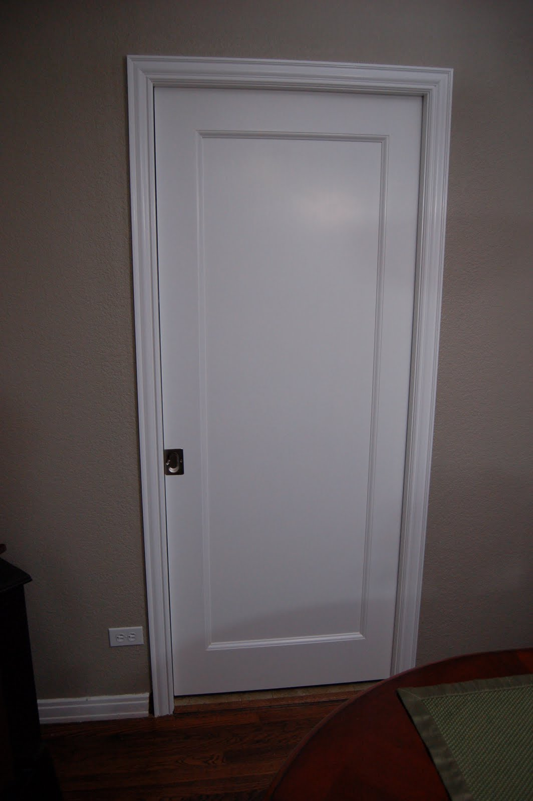 House designs school pocket door installation for Door installation