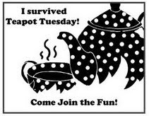 Teapot Tuesday Challenges