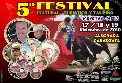 V Festival Taurino y Turistico