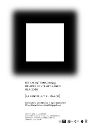Cartel de la Bienal