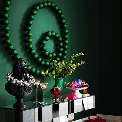 Captive creativity modern christmas decor ideas for Contemporary christmas decorating ideas