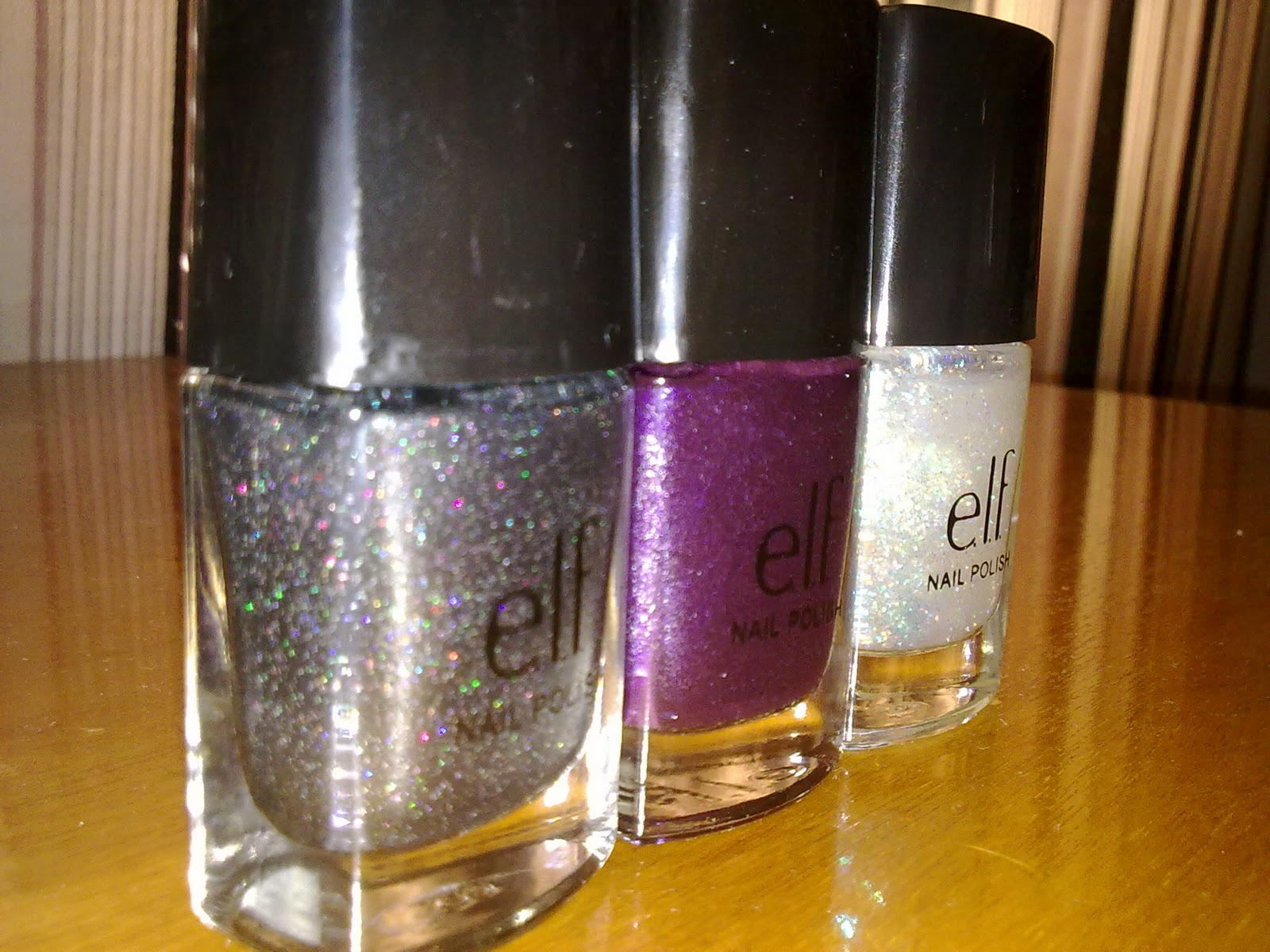 Review: e.l.f. Limited Edition Christmas 2010 Nail Polish Collection ...