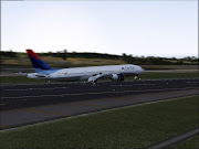 [FSX] Delta Airlines in MadridBarajas (delta airlines in madrid barajas )
