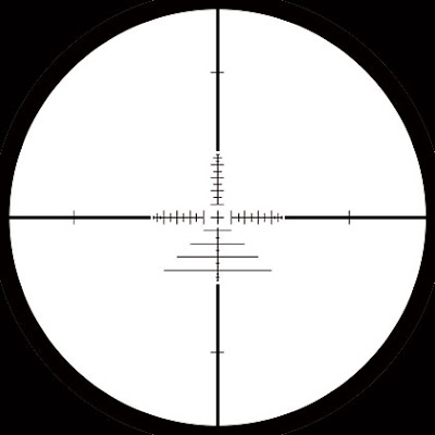 MTC SCB (Small Calibre Ballistic) Reticle