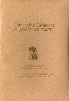 Libro Objeto: Banda de Música de Zacatecas