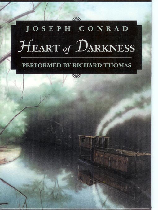heart of darkness writing style