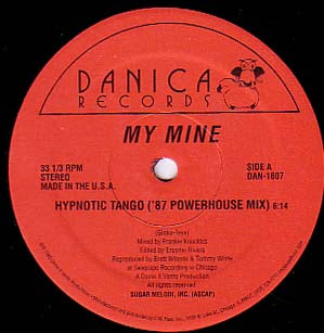 it is nothing to say about my mine hypnotic tango, i think everybody