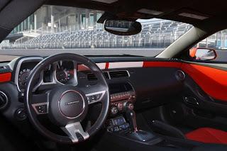 Cars Galleries Prestigious  Chevrolet Camaro SS Convertible Indy