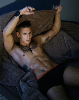 I like guys with tattoos,
