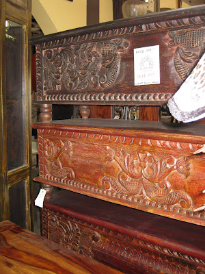 When I Was Last At Buena Vista Furniture I Saw These Awesome Trunks,