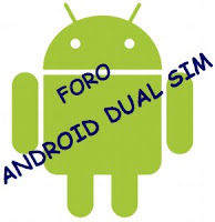 Foro Android Dual sim