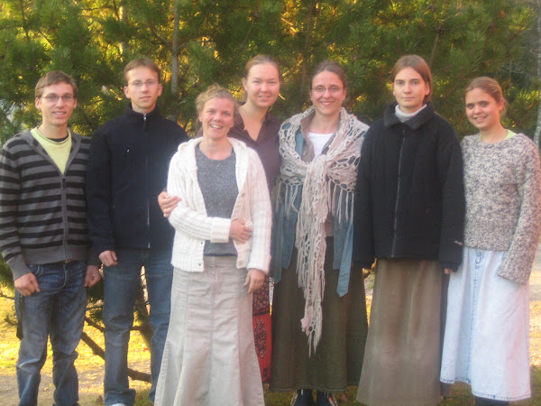Medical missionary training in Sweden
