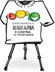 MUDE DE CANAL NÃO PARTICIPE DA BAIXARIA NA TV