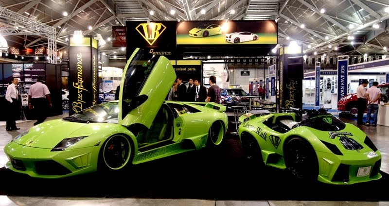 Santanoriess Lamborghini Atv