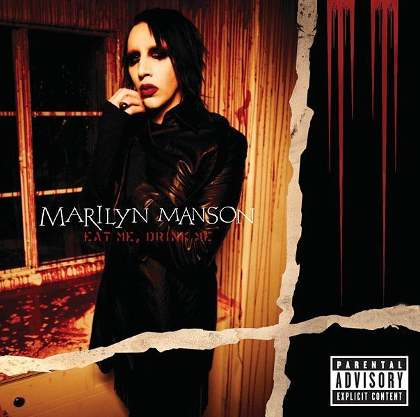 Marilyn Manson...analisis de los discos