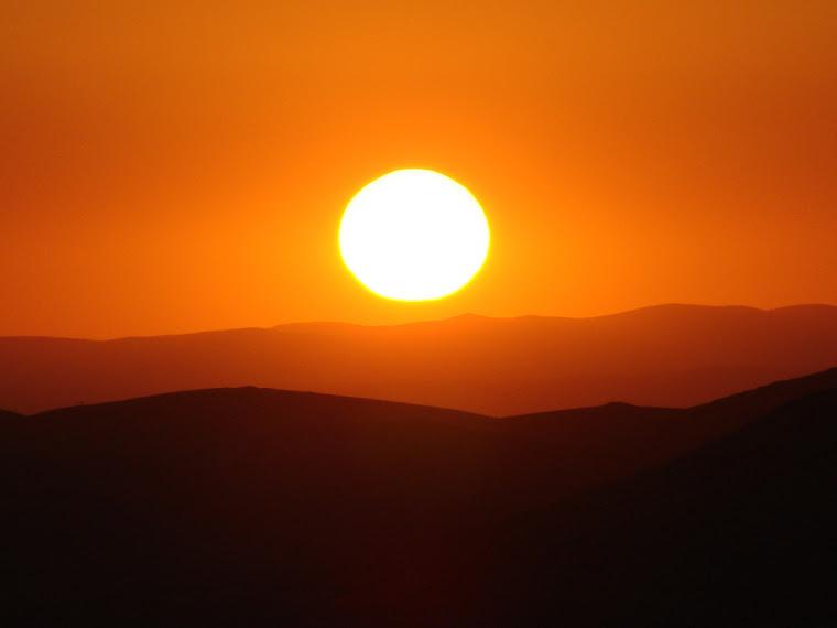 A pleno sol