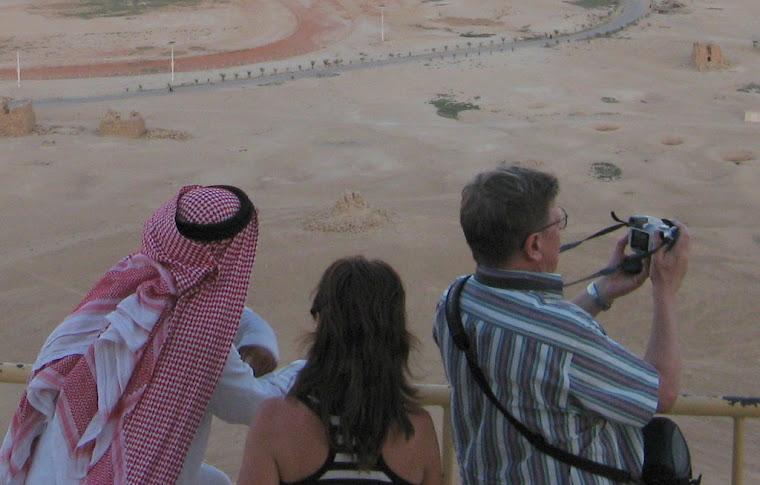 Foto a Palmyra (con moro)