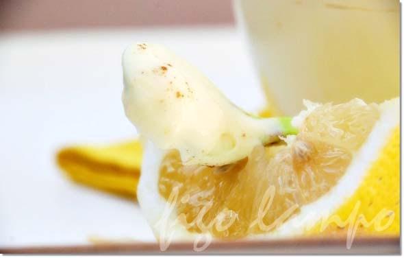 figo lampo: Mousse de gengibre-limão e um apelo_dia branco ...