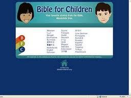 HISTORIAS BÍBLICAS PARA VER Y COLOREAR