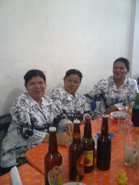 Kekompakan Guru SMP Negeri 1 Sibolga