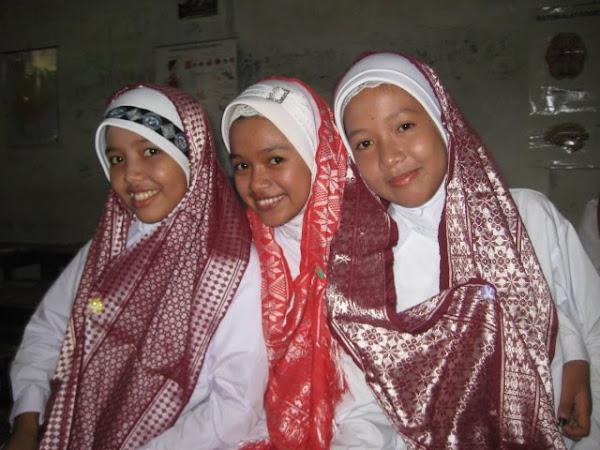 HARI RAYA MUALAD NABI >> ISRA MIRAD 1423 H