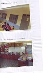 Gambar Ruangan Perpustakaan & Lab. Komputer SMP Negeri 1 Sibolga