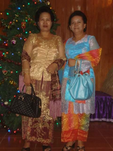 Perayaan Natal SMP Negeri 1Sibolga