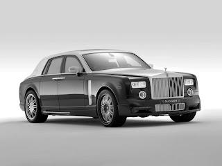 automovil Rolls-Royce