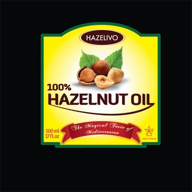 Hazelnut Oil / Label ( ABD )