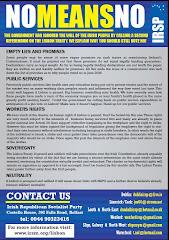 IRSP Leaflet on Lisbon