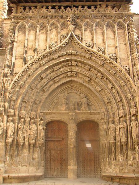 Iglesia de Santa Maria en Requena