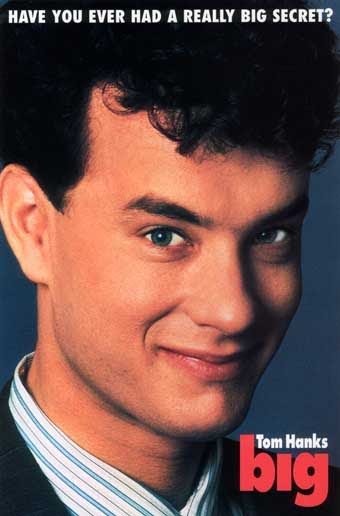 tom hanks big i don. Nobody talks about Tom Hanks