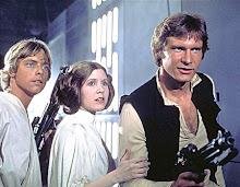 Luk-Leia-Han solo