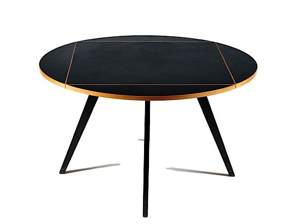 Tavolo rotondo e tavolo quadrato just for design addict for Tavolo rotondo mosaico