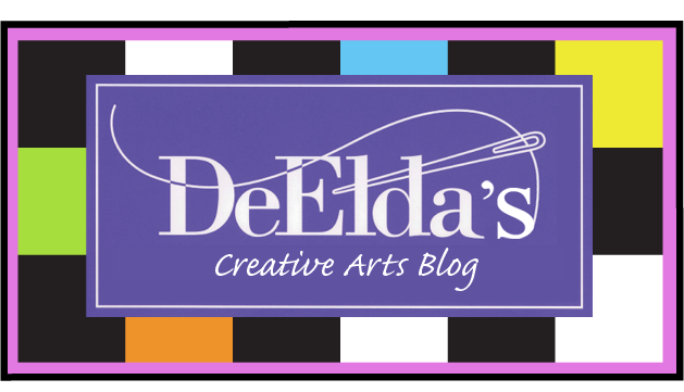 DeElda's Creative Arts Blog