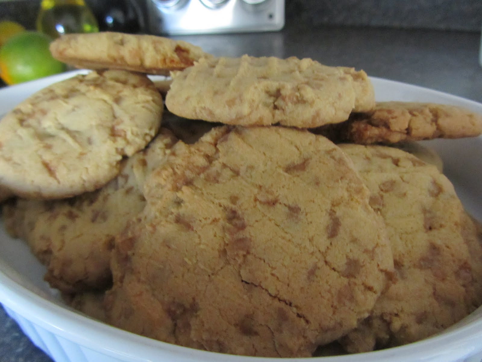 Chipits skor toffee bits cookie recipe