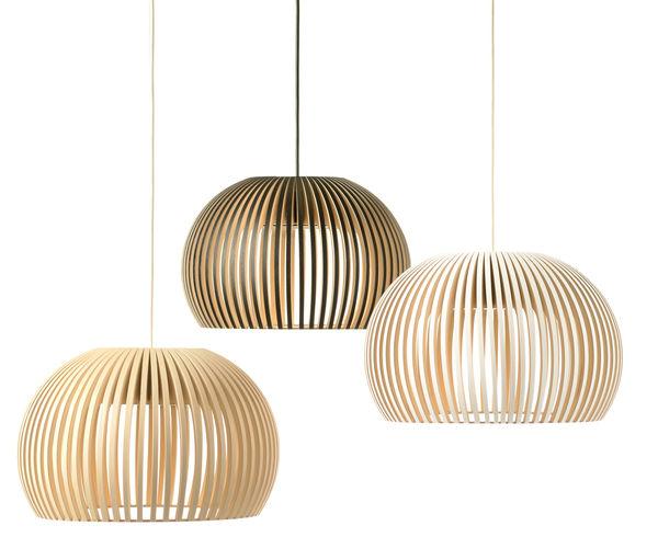 Kn?ttehuset: Lamper fra finske Secto Design