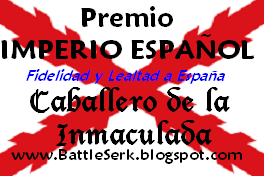 PREMIO IMPERIO ESPAÑOL