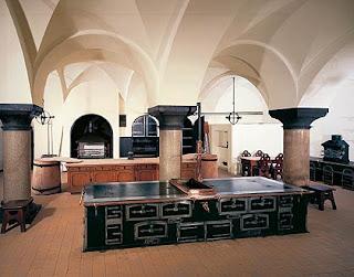 Aguabella un castillo de cuentos de hadas el castillo de - Cocinas castillo ...