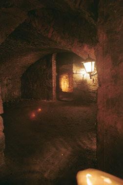 La antigua ciudad subterránea de Edimburgo SUBTERRANEO+1