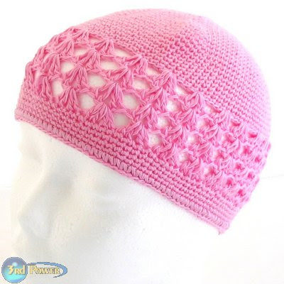Kufi Beanie Hat Crochet Pattern : CROCHET BEANIE KUFI PATTERN Crochet Patterns Only