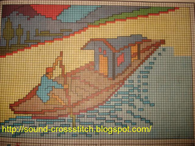 sound crossstitch