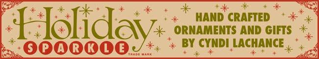 Holiday Sparkle by Cyndi LaChance