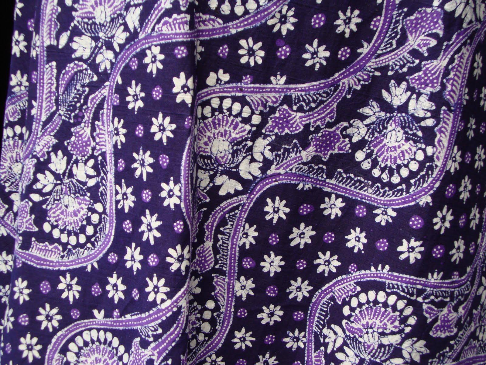 Tempat Belanja Batik: Batik Tulis Motif Pending Truntum