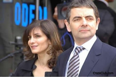 Mr. Bean House and His Family Members