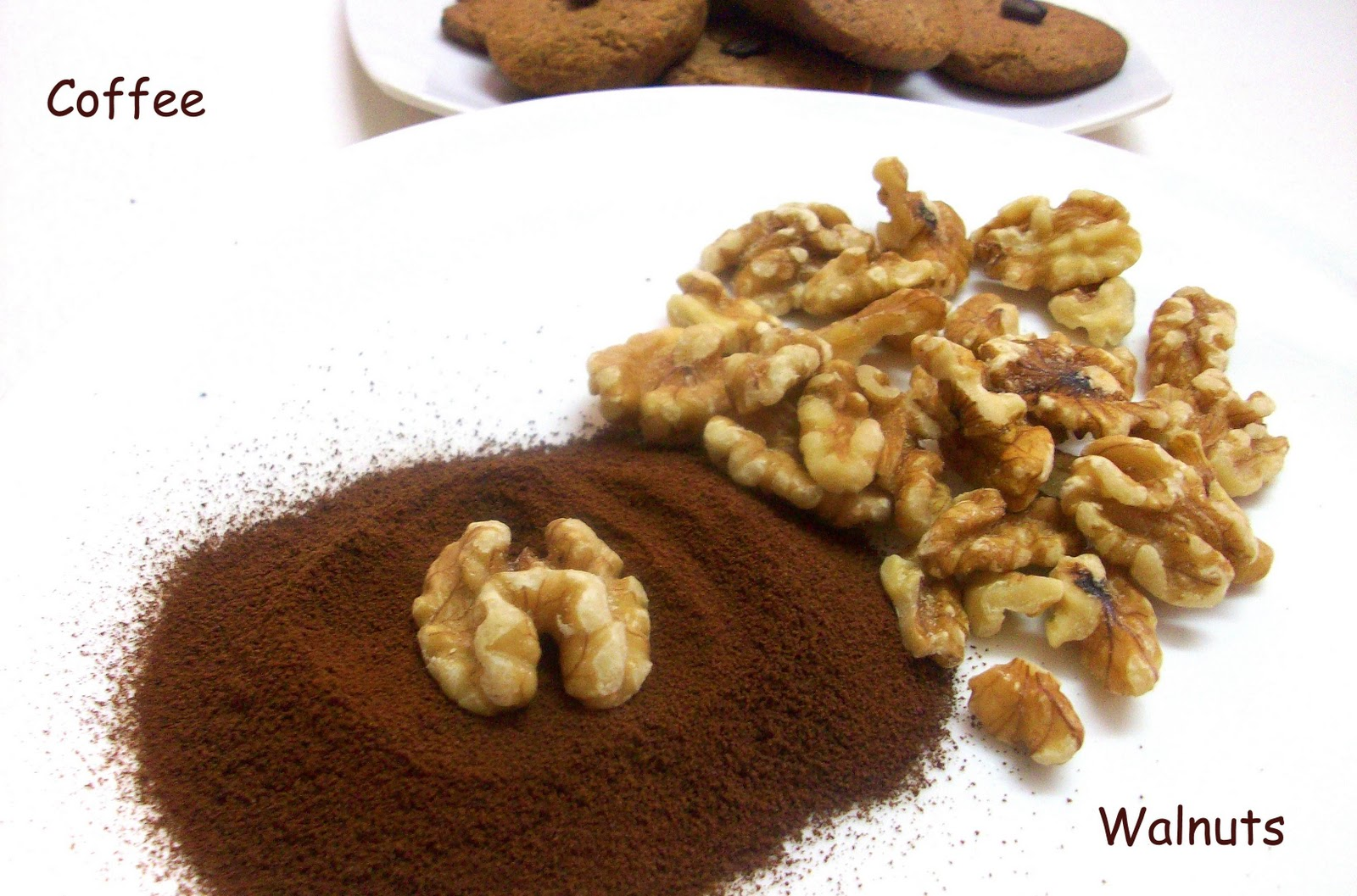 walnut cookies oatmeal walnut cocoa nib cookies cream cheese walnut ...
